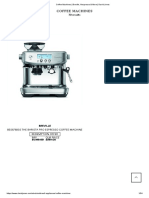Coffee Machines _ Breville, Nespresso & More _ David Jones