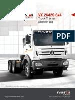 VX 2642 Truck Tractor