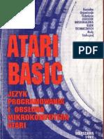 Atari Basic - Jezyk programowania i obsluga mikrokomputerow Atari