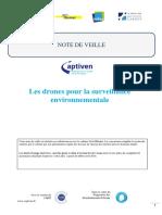 Note de veille_Drones_Surveillance_Environnement - Tech2Market_V3IC_VFok