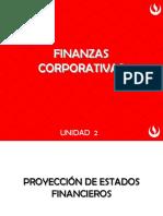 FC Semana 07 - Proyección de Estados Financieros