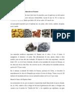 minerales metalicos