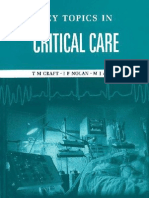 Key Topics in Critical Care