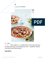 Keto Pizza - Diet Doctor