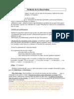 Methode de La Dissertation
