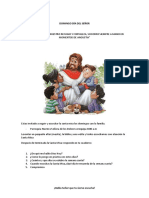 FICHA 3 - DIA DEL SEÑOR