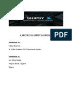 SHIPSY LOGISTICS.docx