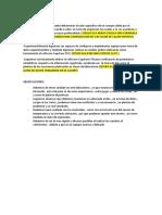 CONCLUSIONES - OBSERVACIONES FISICA