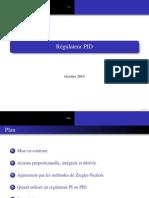 Bases Regulateur PID