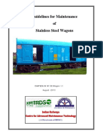 Guidelines for Maintenance of Stainless Steel wagons(1)