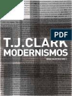 TJ Clark - As condições da criação artística
