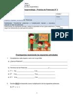 Guía de Matemáticas para 8° básico