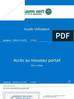 guide user - portail   ma boutique