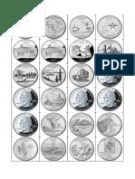 Denominación Monedas