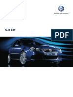 Golf R32 Brochure July
