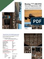 B-777 PSS