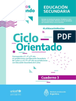 Ministerio de Educación_SECUNDARIA-Ciclo-Orientado_Cuadernillo 3