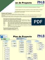 2. Plantilla Plan de Proyecto