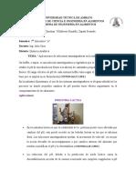 Aplicaciones de las soluciones Amortiguadoras en la industria alimentaria.