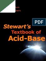 Stewart's Textbook of Acid-Base 2nd Ed