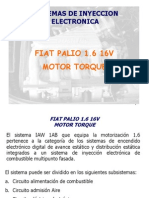 Sistema de Inyeccion IAW1AB Fiat