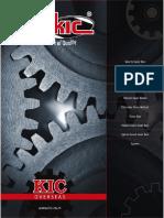 2. KIC Gear Box - Redutor