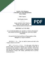 RA 8525 and Revenue Regulations