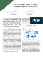 D2D IEEE