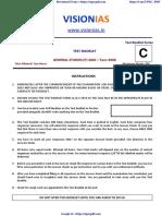 6. Vision ias Prelims 2020 Test 6 Question (upscpdf.com)