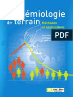 Épidémiologie de terrain  méthodes et applications