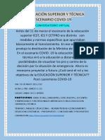 CONVERSATORIO - DIALOGO
