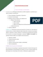 Examen Acumulativo-Final Psicología de la Salud