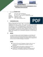 PLAN ANUAL DE TRABAJO DEL AIP 2020 (segun la cuarentena)