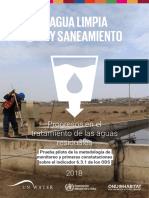 SDG6_Indicator_Report_631_Progress-on-Wastewater-Treatment_SPANISH_2018
