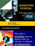 MMMP_Marketing pessoal principios para o sucesso