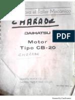 Manual De Charade Daihatsu g10