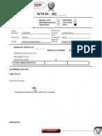 Formatos de Asistencia ITIL v3 - Proyecto UIS - Acta 002