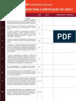 Checklist ISO 45001