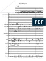 Downbeat bear - Partitura completa