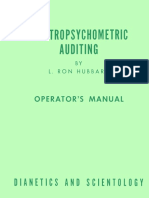 Electropsychometric Auditing (1952).pdf