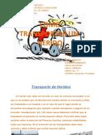 TRANSPORTE DE HERIDO.pptx