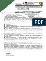 Estructura Del Cuaderno de Vinculacion