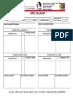 formato corte evaluativo
