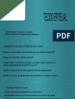 2 Tecido Epitelial