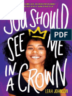 You Should See Me in a Crown Excerpt
