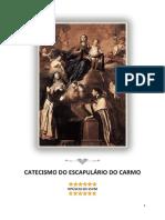 Catecismo do Escapulário Do Carmo