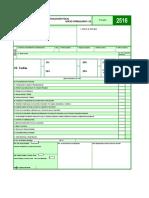 RENTA JURIDICA Anexo 1 Reporte Conciliación Fiscal formato 2516 Version3
