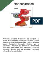 Conf. 3 Farmacocinética