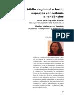Mídia regional e local_PERUZZO