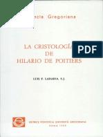 LADARIA, L. F., La cristología de Hilario de Poitiers, 1989.pdf